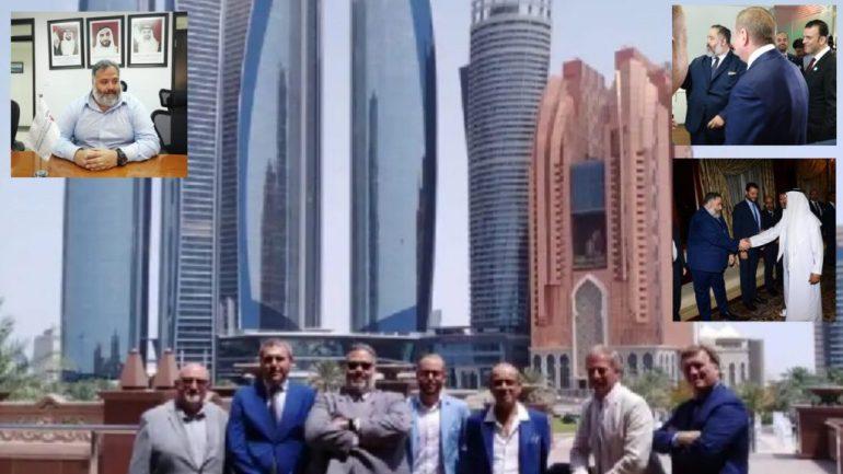 Latina. Filo diretto commerciale con Dubai