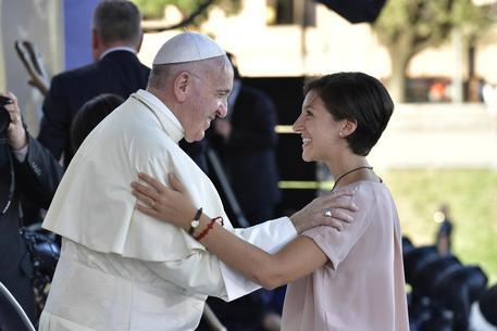 Il Santo Padre ai giovani: fate del bene!