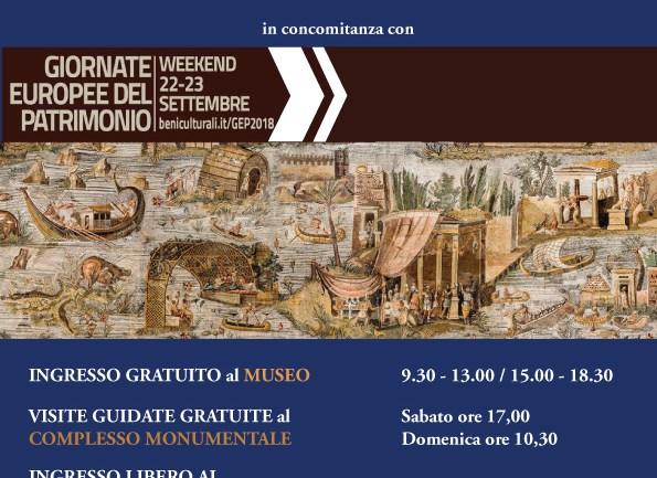 Giornate Europee del Patrimonio, a Cori ingresso gratuito e visite guidate al Museo della Città e del Territorio