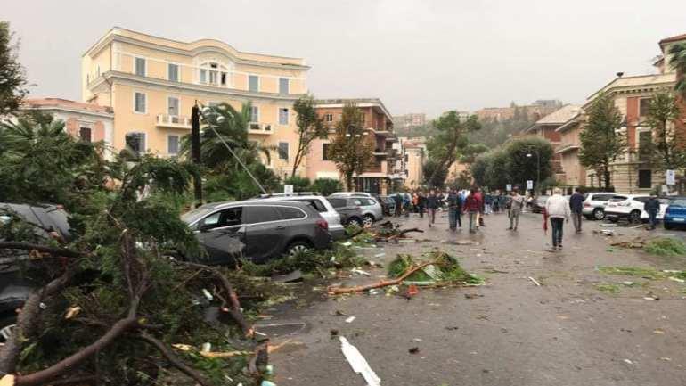 """Maltempo, Lega Lazio """"Regione si attivi per stato di calamità"""""""
