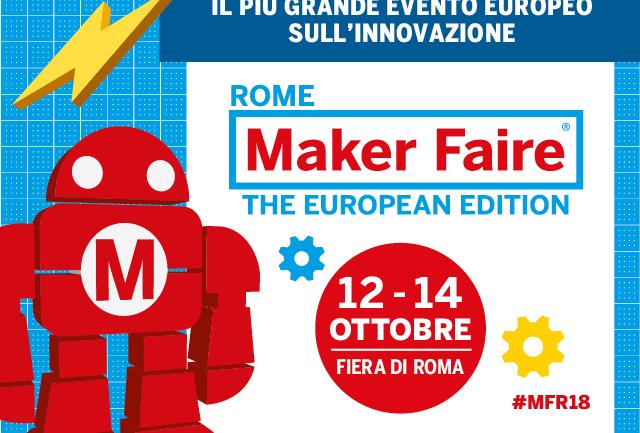 Il Circolo Legambiente di Terracina accettato come exhibitor a #Maker Faire 2018 e rappresenta l'Italia