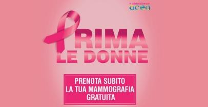 Al via Ottobre Rosa, mese della prevenzione del tumore al seno