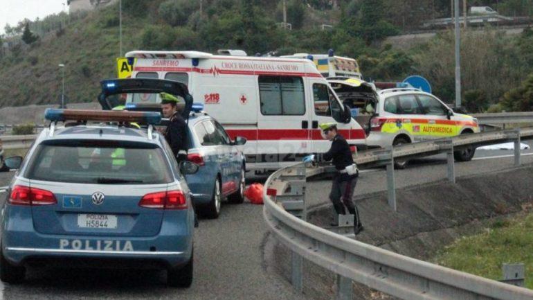 Sezze. Scontro mortale sulla 156 dei Monti Lepini