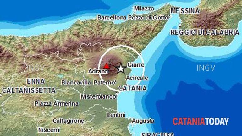 Terremoto Catania, geologi: elevata sismicità della Sicilia dovuta allo scontro tra placca africana ed euroasiatica