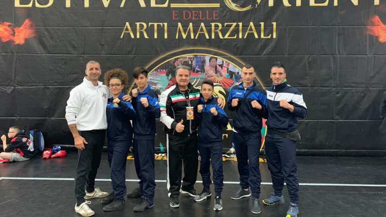 Unified World Championship WTKA 2018: 7 medaglie nel Kick Boxing per l'ASD Fight Club Frasca Academy di Cori