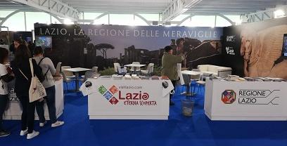 Regione Lazio. Turismo:il patrimonio archeologico alla XXI BMTA di Paestum