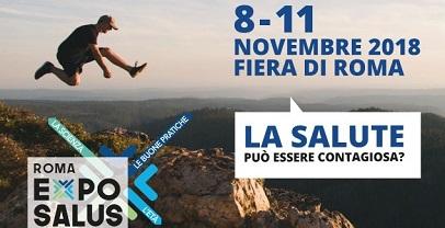 Anche la Regione Lazio a Expo Salus