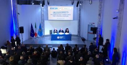 Poste Italiane e Anci Lazio insieme per i piccoli comuni