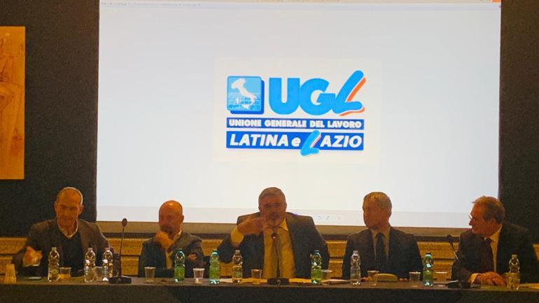 UGL Latina: giornata ricca di spunti significativi