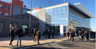 Sanità regionale. Inaugurato il nuovo ospedale dei Castelli