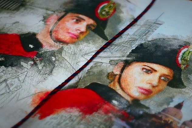 Latina. Il calendario dei Carabinieri compie 100 anni. Auguri!
