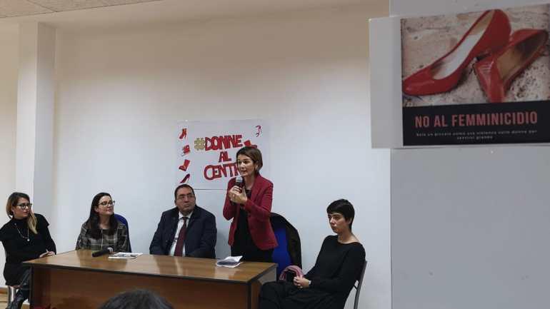 Regione Lazio. Due nuovi centri antiviolenza