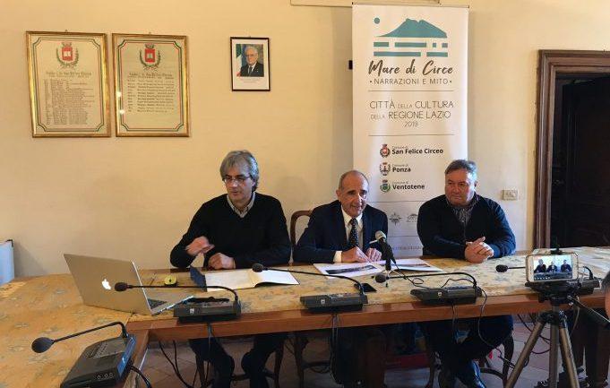 """A San Felice Circeo il premio """"Città della cultura 2019"""""""