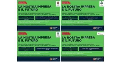 Regione Lazio. Al via il bando sisma 2018