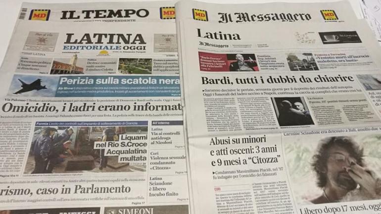 """Editoria, Simeone (FI):""""Crimi pensi alle testate che rischiano di chiudere"""""""