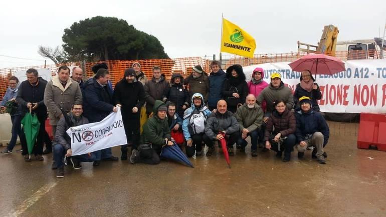 """Legambiente Terracina """"Pisco Montano"""" aderisce al comitato No Corridoio – Roma – Latina"""