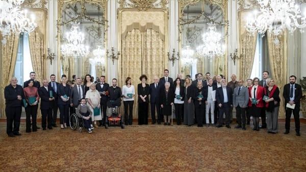 Il presidente Mattarella premia Marco Omizzolo per il suo stoico impegno