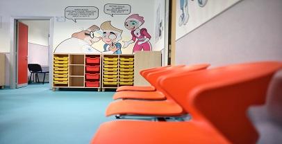 Sanità: nuovo centro pediatrico all'Oftalmico