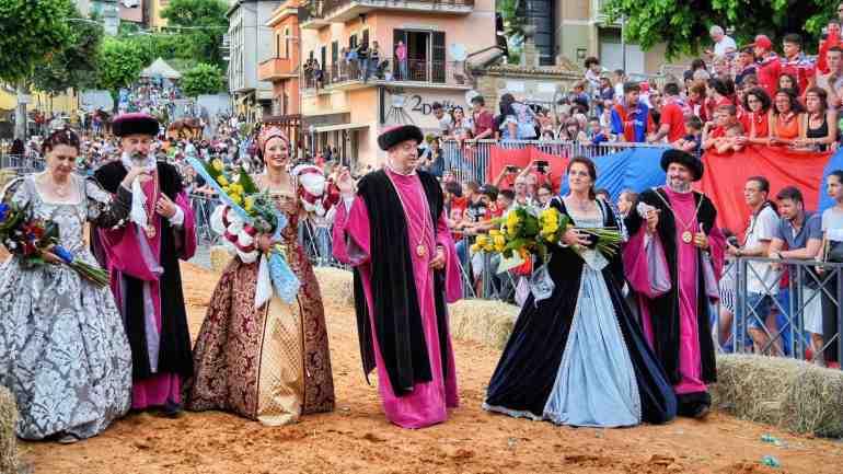 Carosello Storico dei Rioni di Cori: si corre domenica il Palio Madonna del Soccorso