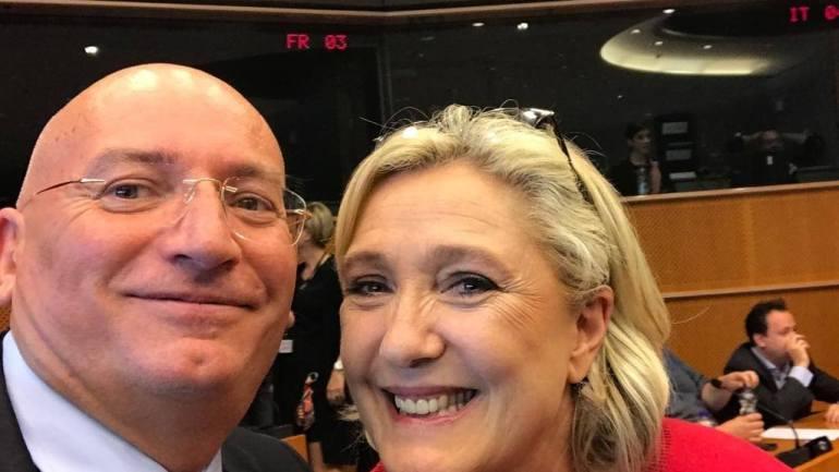I primi giorni di Adinolfi a Bruxelles