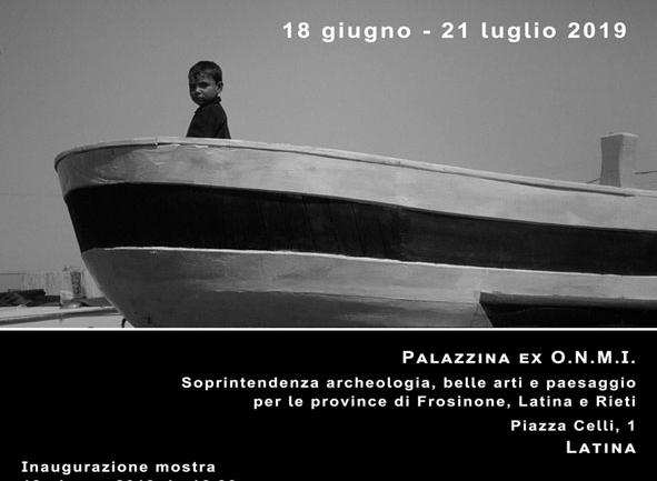 """Riapre a Latina nella Palazzina ex O.N.M.I. la mostra fotografica """"Luigi Di Gianni. Sopralluoghi di memoria"""","""