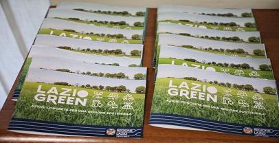 Lazio Green: nuove azioni per la svolta verde