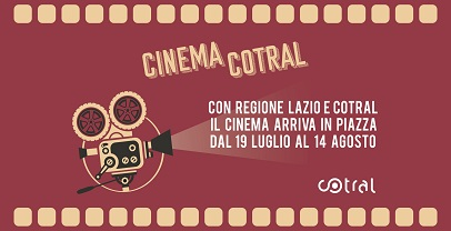 "Cultura:al via l'iniziativa ""CinemaCotral"""
