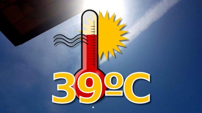 In provincia di Latina nuova ondata di caldo