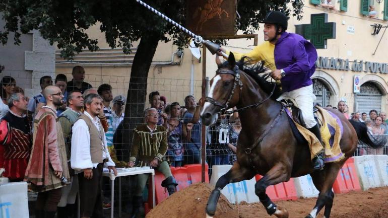 Priverno, Palio del Tributo, vince Berardi e Porta Campanina