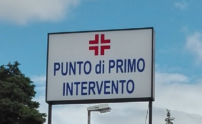 """Sanità, Lega Lazio """"Insegna PPI coperta con busta immondizia"""""""