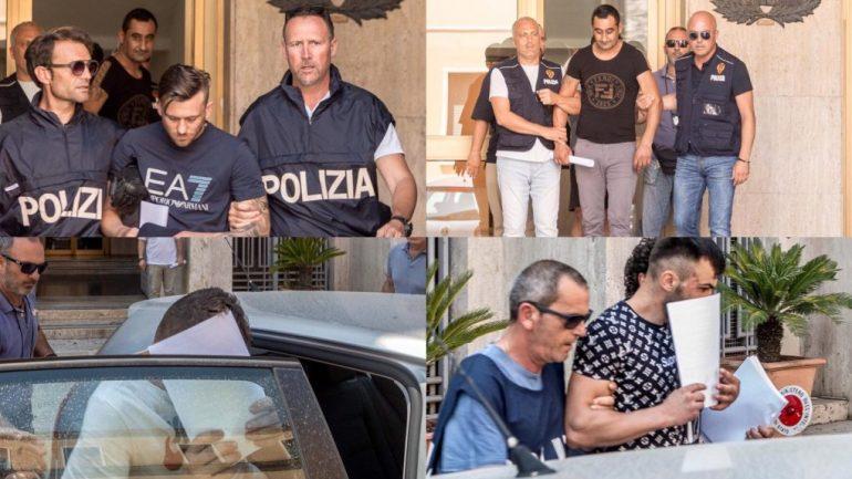 Latina. Sgominata banda di romeni dediti ai furti in tabaccherie