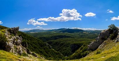 Regione, approvato il piano del Parco Nazionale Gran Sasso e Monti della Laga