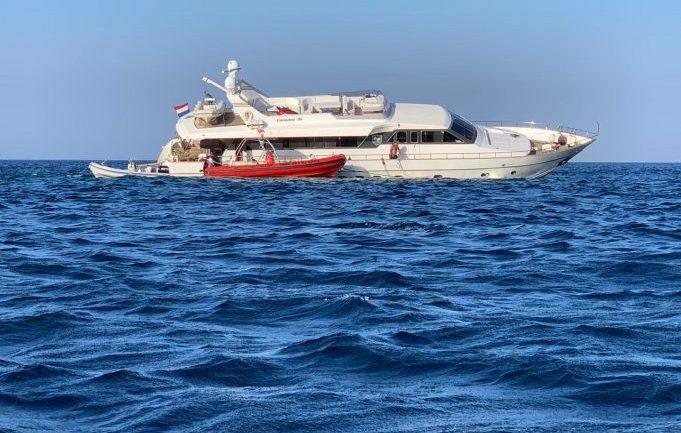 Ponza. Yacht alla deriva, il giallo di ferragosto