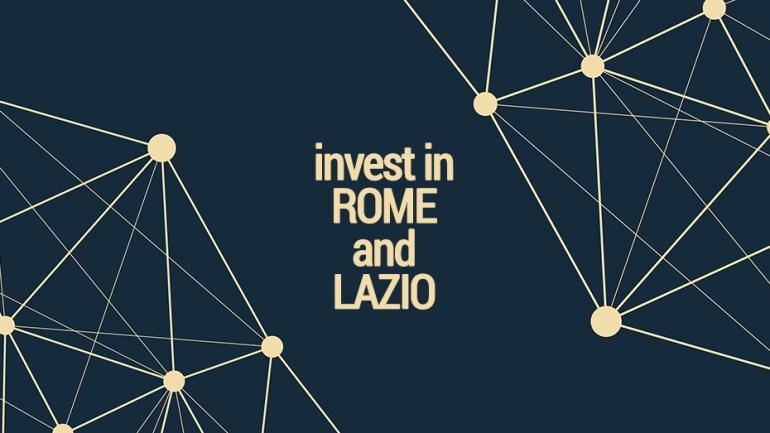 """Regione Lazio, nasce """"Invest in Lazio"""""""