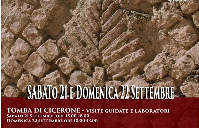 Soprintendenza Archeologia, Belle Arti e Paesaggio per le province di Frosinone, Latina e Rieti,  Giornate Europee del Patrimonio 2019