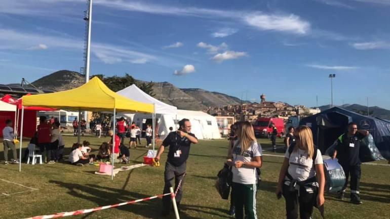 """Protezione civile:a Maenza e Priverno l'operazione """"Childex 2019"""""""