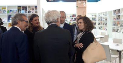 Cultura: la Regione Lazio alla 70° Fiera Internazionale del libro di Francoforte