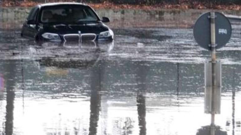 Sul Lazio torna il maltempo per le prossime 18 ore