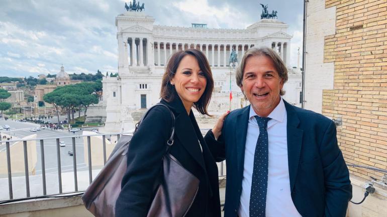 A Roma la tappa del Tour AEPI