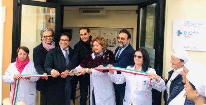 Regione – sanità. D'Amato e Mostarda inaugurano la 21° Casa della Salute