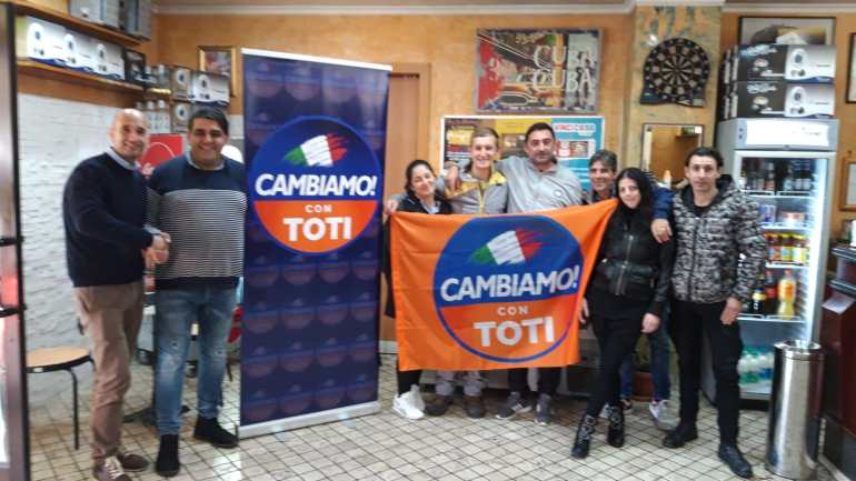 """Cambiamo, Palozzi – Giordani:""""Nasce comitato promotore aTorvaianica"""""""