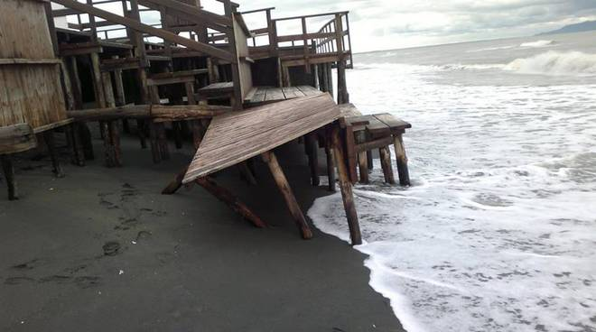 """Lazio. """"La costa non esiste più, richiesta audizione in regione"""""""