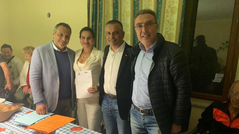 Borgo Piave, La Lega dialoga con i cittadini