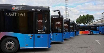 Cotral, la flotta si rinnova ancora:500 bus in arrivo