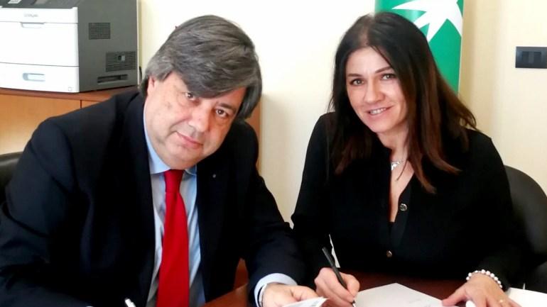 """Firmata la convenzione tra """"Artigiancassa Spa""""  e """"CLAAI Assimprese"""" di Latina"""