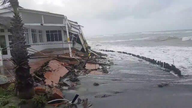 L'erosione tiene in scacco le coste del Lazio