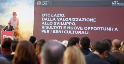 DTC Lazio:49 progetti per valorizzazione beni culturali e nuovo bando da 4,5 mln