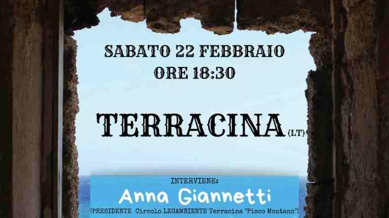 """Terracina. Presentazione del libro di Filippo Cannizzo """"Briciole di Bellezza"""""""
