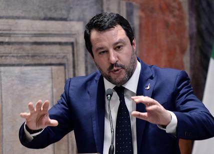 """Lega Lazio:""""Il Pd usa bambino per attaccare Salvini"""""""