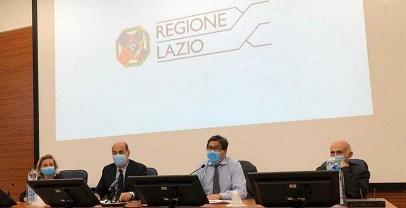 Regione. Coronavirus: le sfide della sanità del Lazio nella nuova fase